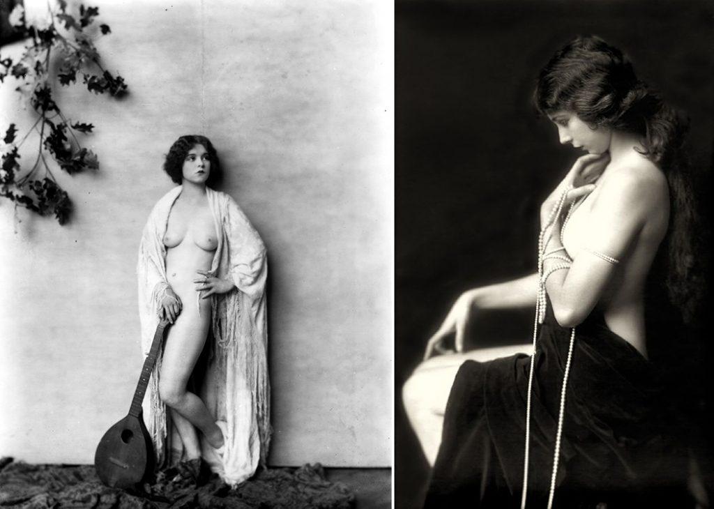 Clara Bow  nackt