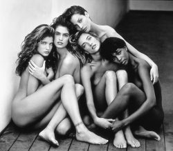 Herb Ritts – Color Blind