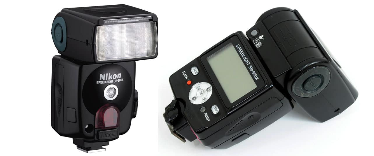 Nikon SB-80DX Speedlight….THIS IS NOT A REVIEW!!
