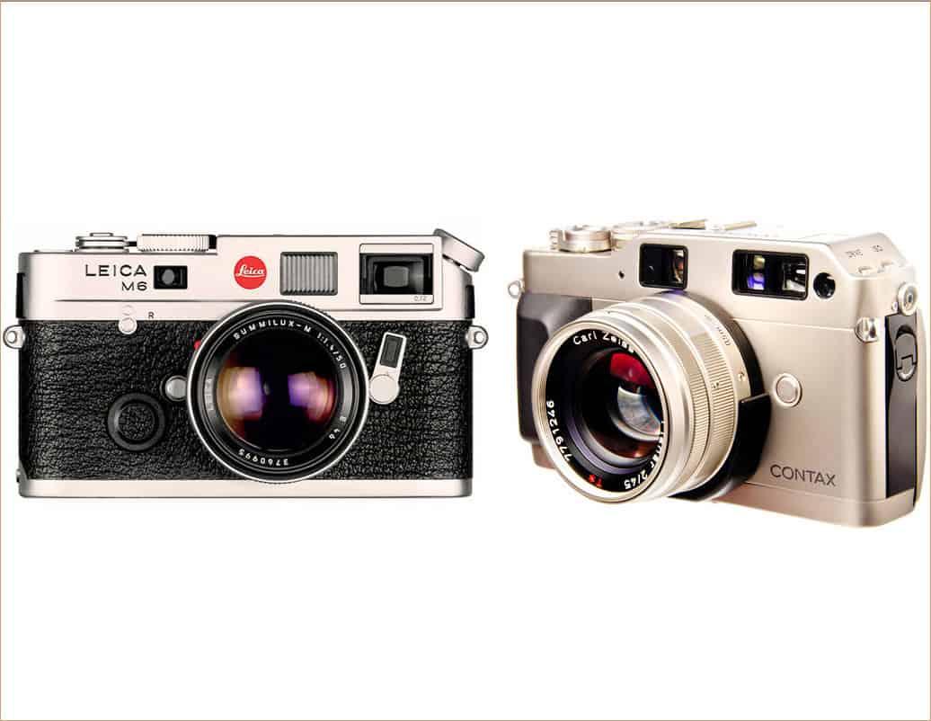 Leica Vs Contax – Rangefinder Wars