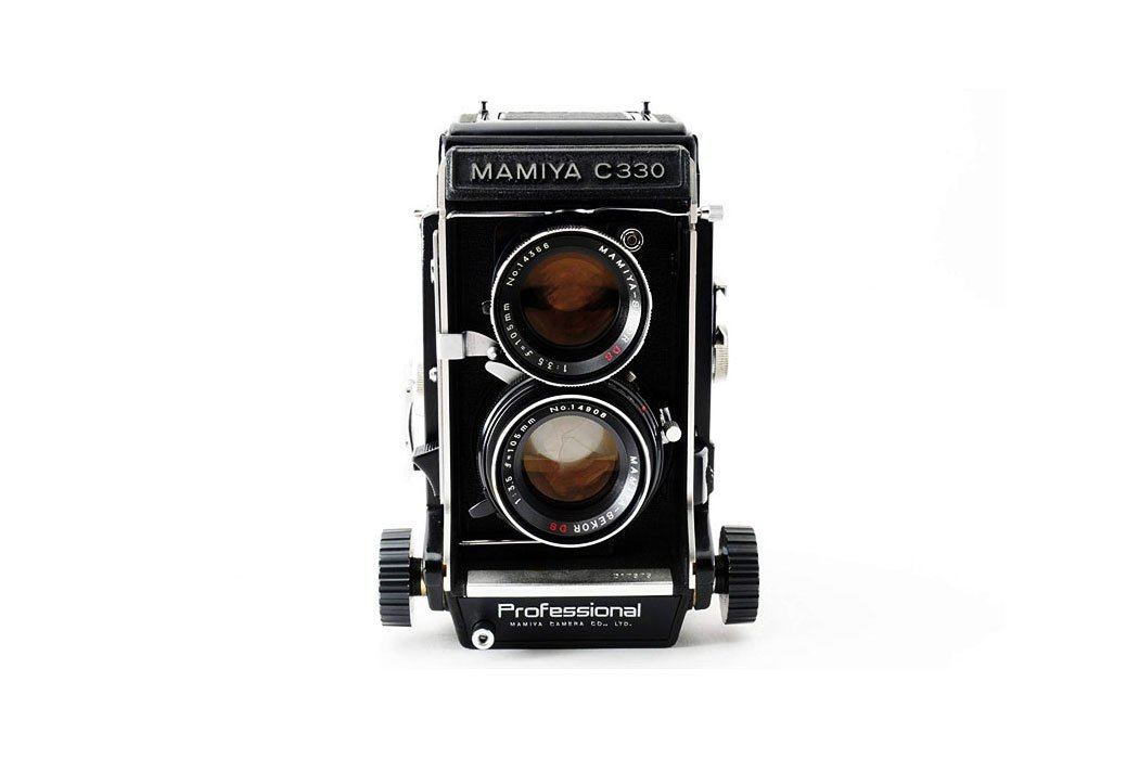 The Mamiya 330 – A TLR Legend