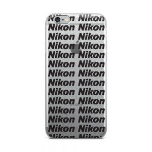 Nikon iPhone Case