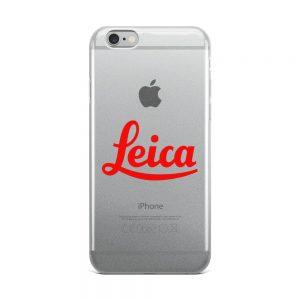 Leica Love iPhone Case