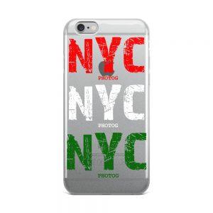 NYC Photog iPhone Case