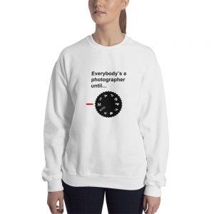 Everybody Unisex Sweatshirt