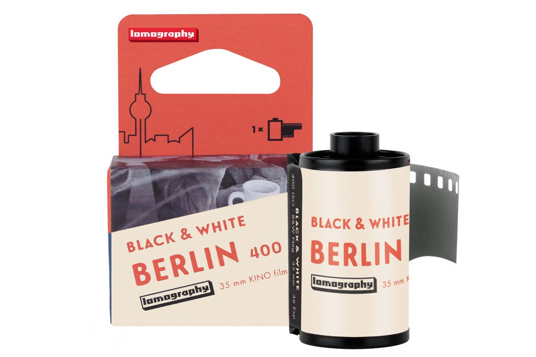 Lomo's New Berlin 400