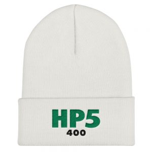 HP5 Embroidered Cuffed Beanie