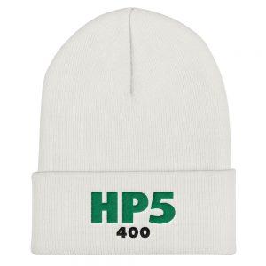 HP5 Embroidered Cuffed Beanie