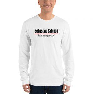 Sebastio Salgado Long Sleeve t-shirt (unisex)