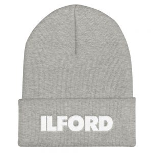Ilford Embroidered Cuffed Beanie