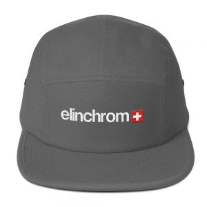 Elinchrom Embroidered Five Panel Cap