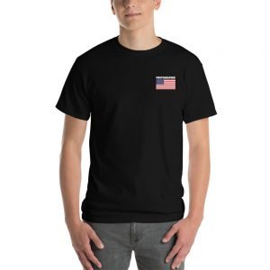 American Photog Embroidered T-Shirt
