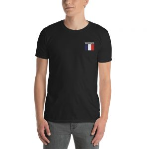 French Photog Embroidered T-Shirt